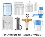 house water filtering equipment ... | Shutterstock .eps vector #2006979893
