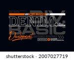 blue core denim  modern and...   Shutterstock .eps vector #2007027719