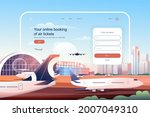 online booking at air tickets...