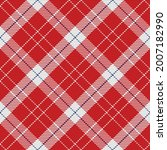 seamless pattern of scottish...   Shutterstock .eps vector #2007182990