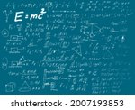 blurred illustration of science ... | Shutterstock . vector #2007193853