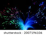 Optical Fiber Network Cable On...