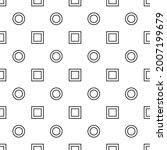 geometric abstract pattern...   Shutterstock .eps vector #2007199679