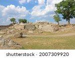 Nebet Tepe Ancient City Remains ...