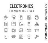 premium pack of electronics...