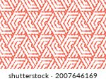 abstract geometric pattern. a...   Shutterstock .eps vector #2007646169