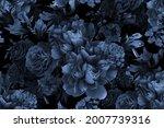 floral vintage seamless pattern.... | Shutterstock . vector #2007739316