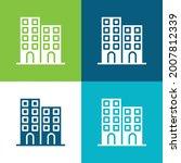 Architectonic Flat Four Color...