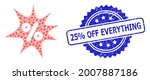 25 percent off everything... | Shutterstock .eps vector #2007887186