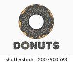 vector logo illustration of...   Shutterstock .eps vector #2007900593