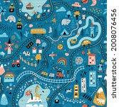 travel around the world play...   Shutterstock .eps vector #2008076456