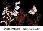 vector drawing natural... | Shutterstock .eps vector #2008127630