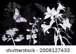 vector drawing natural... | Shutterstock .eps vector #2008127633