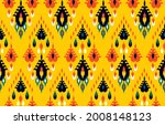 ethnic design abstract... | Shutterstock .eps vector #2008148123