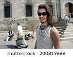 istanbul  turkey   july 16 ... | Shutterstock . vector #200819666