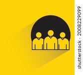 group of people teamwork on...   Shutterstock .eps vector #2008229099