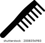 comb with white background....   Shutterstock .eps vector #2008356983