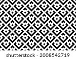 abstract geometric pattern. a...   Shutterstock .eps vector #2008542719