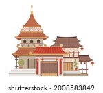 traditional chinese... | Shutterstock .eps vector #2008583849