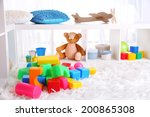 Colorful Plastic Toys In...