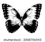 black and white morpho... | Shutterstock .eps vector #2008706543