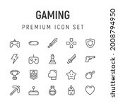 premium pack of gaming line...