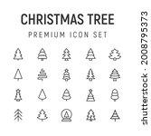 premium pack of christmas tree...
