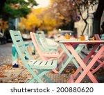 Pastel Coffee Shop