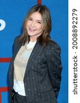 Small photo of LOS ANGELES - JUL 15: Christa Miller at the Ted Lasso Season 2 Premiere Screening at the Pacific Design Center Rooftop on July 15, 2021 in Los Angeles, CA