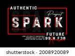 spark project authentic future...   Shutterstock .eps vector #2008920089