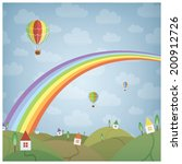 Rainbow And A Little Dream...