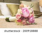 Wedding Bouquet For Bride On...