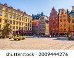 Stockholm  Sweden   July 5 2021 ...