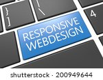 responsive webdesign   keyboard ...