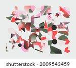generative design artwork... | Shutterstock .eps vector #2009543459