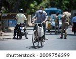 Mumbai India   April 7  2020 ...