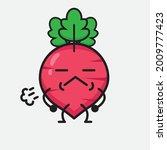 vector illustration of red... | Shutterstock .eps vector #2009777423