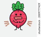 vector illustration of red... | Shutterstock .eps vector #2009777429
