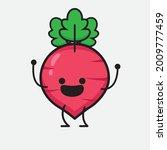 vector illustration of red... | Shutterstock .eps vector #2009777459