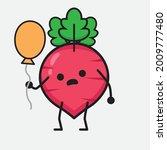 vector illustration of red... | Shutterstock .eps vector #2009777480