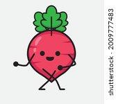 vector illustration of red... | Shutterstock .eps vector #2009777483