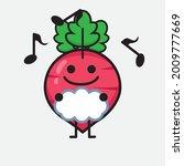 vector illustration of red... | Shutterstock .eps vector #2009777669