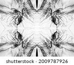 White Kaleidoscope Color....