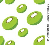 seamless green peas sweet and... | Shutterstock .eps vector #2009795699