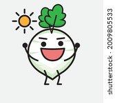 vector illustration of white... | Shutterstock .eps vector #2009805533