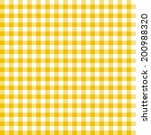Checkered Tablecloths Pattern   ...
