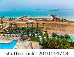 The Famous Healing Dead Sea....