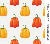 vector seamless pattern of... | Shutterstock .eps vector #2010127463