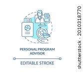 personal program advisor...   Shutterstock .eps vector #2010318770