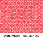 the geometric pattern with...   Shutterstock .eps vector #2010334259